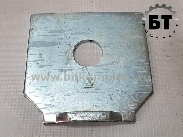 Пластина полурессоры штампованная аналог BPW 03.164.35.02.0. Арт.: AS 29.0007. Запчасти МАЗ от Бит комплект.