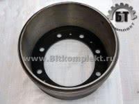 4370-3502070 Комплект крепления запасного колеса аналог Schmitz 280540