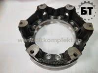 5336-3101016-10 Комплект крепления запасного колеса аналог Schmitz 280540