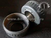 9397-3502070 Комплект крепления запасного колеса аналог Schmitz 280540